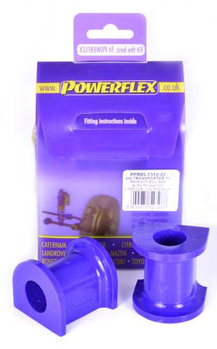 PFR85-1312-22 Powerflex Rear Anti Roll Bar Bush to Chassis 22mm