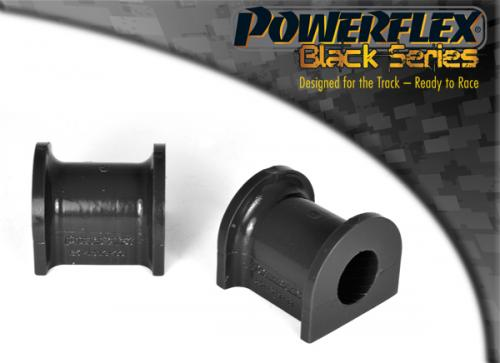 PFR85-1312-22BLK Powerflex Rear Anti Roll Bar Bush to Chassis 22mm Black Series