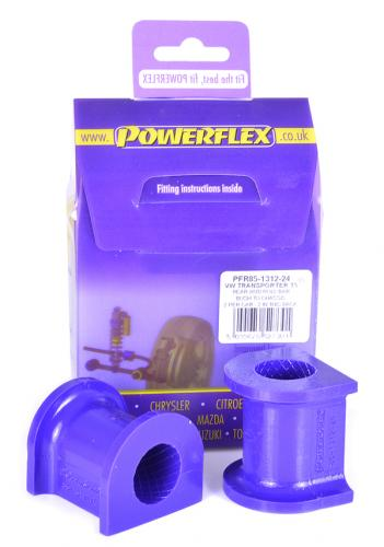 PFR85-1312-24 Powerflex Rear Anti Roll Bar Bush to Chassis 24mm