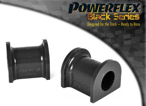 PFR85-1312-24BLK Powerflex Rear Anti Roll Bar Bush to Chassis 24mm Black Series