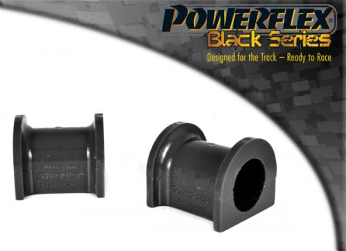 PFR85-1312-28BLK Powerflex Rear Anti Roll Bar Bush to Chassis 28mm Black Series