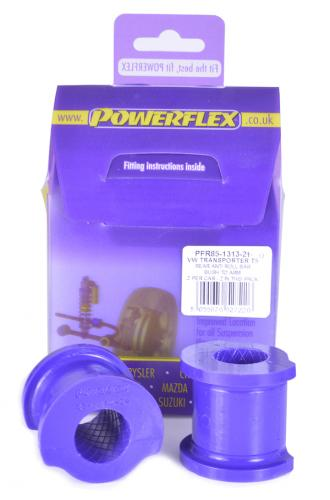 PFR85-1313-22 Powerflex Rear Anti Roll Bar Bush to Arm 22mm