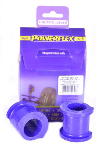 PFR85-1313-28 Powerflex Rear Anti Roll Bar Bush to Arm 28mm