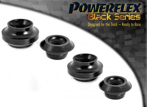 Toledo (1992 - 1999) Bakre Stötdämparinfästningar Svarta Black Series (Track) Powerflex