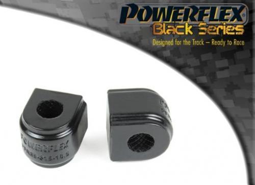 PFR85-815-18.5BLK Bakre Krängningshämmarbussningar 18.5mm Black Series Powerflex