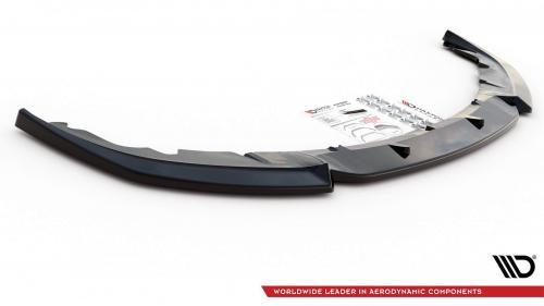 Panamera Turbo 970 Facelift 13-16 Frontsplitter V.1 Maxton Design