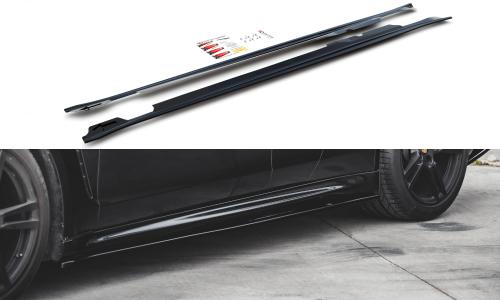 Panamera Turbo 970 Facelift 13-16 Sidoextensions V.2 Maxton Design