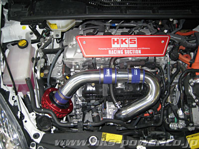 Prius 09- HKS Full Racing Suction