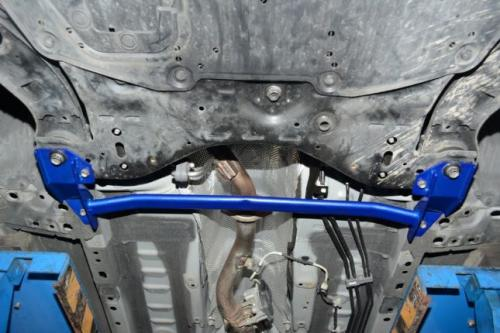 Mazda CX-3 16- Främre Nedre Förstärkningsstag Hardrace