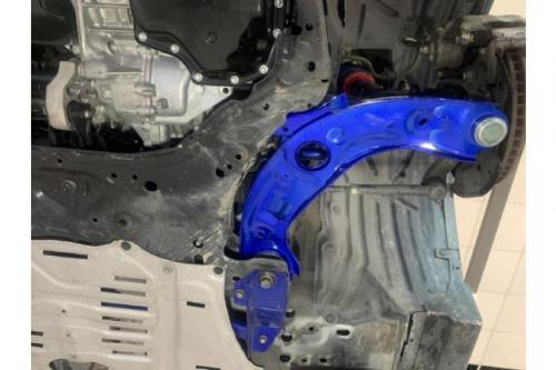 Mazda CX-3 15- Främre Nedre Länkarmar (Förstärkt Gummibussning) - 2Delar/Set Hardrace