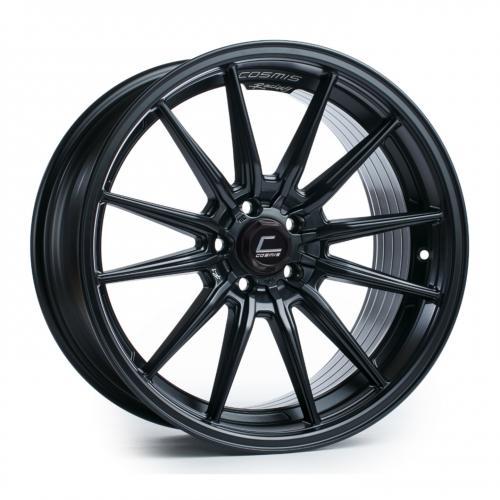 Cosmis Racing R1 Black Wheel 18x10.5 +30mm 5x114.3