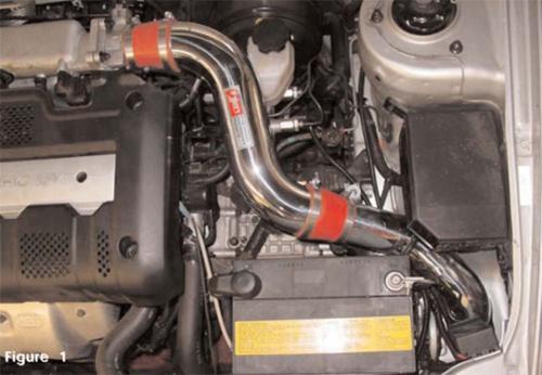 2003 Tiburon 2.0L 4 Cyl  COLD AIR INTAKE Injen