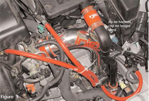 00-04 Celica GT 1.8L 4 cyl.  Cold Air Intake System Injen