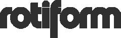 rotiform black logo