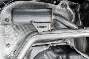 """VW Golf GTI MK7/MK7.5 15-21 2.0L Turbo 3"""" Catback Dual Exit MBRP"""