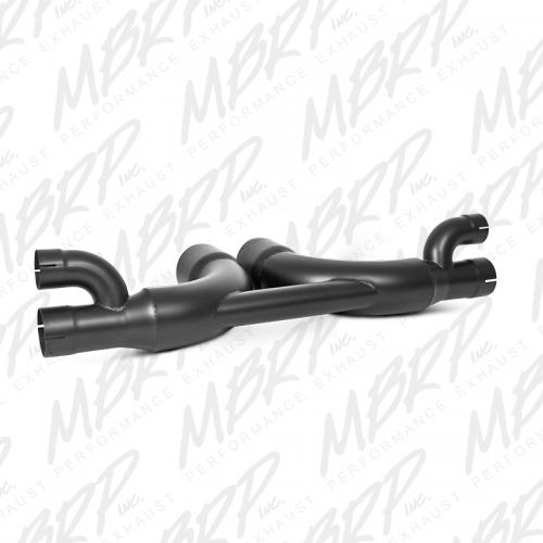 991/911 GT3/GT3RS 2014-2016 Center Muffler Bypass MBRP