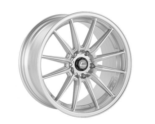 Cosmis Racing R1 18x10.5 +32mm 5x100  Pro Silver