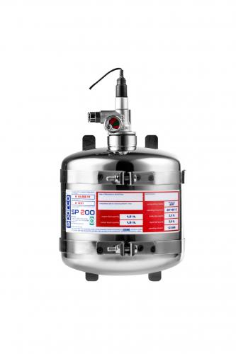 Brandsläckare Elektrisk 2L Sparco