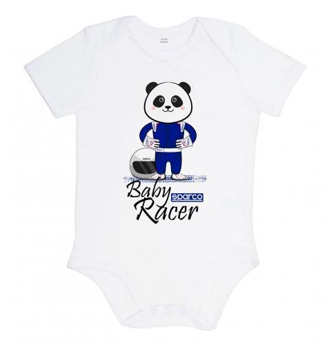 "Body Barn ""Baby Racer"" Vit Sparco"