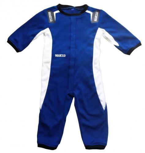 "Body Pyjamas Barn ""Raceoverall"" Blå Sparco"