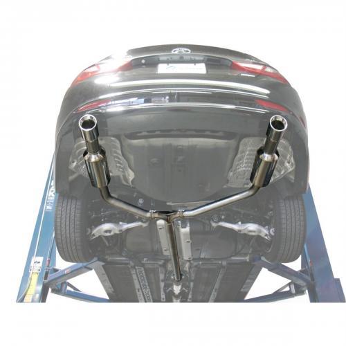 2011-14 Sonata 2.0L 4 cy. Turbo Exhaust System Injen