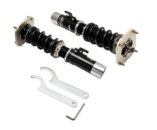E21 75-83 BC-Racing Coilovers Fram BR Typ RA