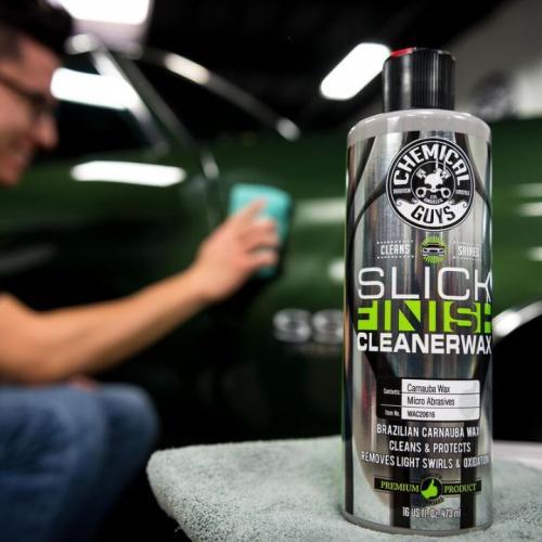 "Chemical Guys Cleanervax ""Slick Finish Cleanerwax"" 473ml"