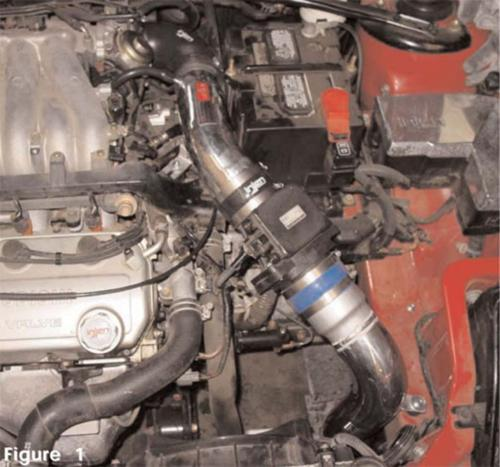 00-04 Stratus R/T 3.0L V6 Cold Air Intake System Injen