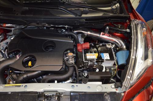2016 Juke 1.6L 4 cyl Turbo Short Ram Intake System Injen