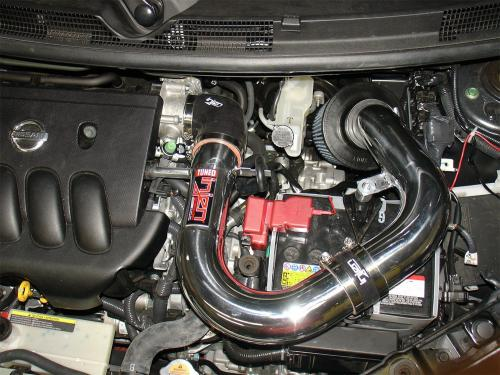 Nissan Cube 1.8L 09-12 Polerat Short Ram Luftfilterkit Injen