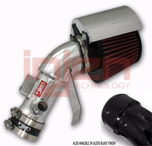 Altima 3.5L V6 Coupe / Sedan 07-12 Polerat Short Ram Luftfilterkit Injen