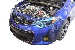 2014 Corolla 1.8L 4 cyl. Cold Air Intake System Injen
