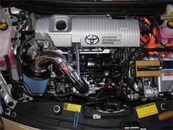 CT 200H / Prius Hybrid 1.8L 4 cyl. 10-13 Polerat Short Ram Luftfilterkit Injen