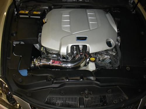 IS-F 5.0L V8 08-10 Polerat Short Ram Luftfilterkit Injen