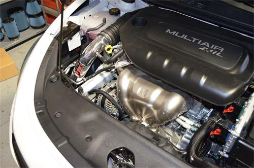 2013-14 Dart 2.4L 4 cyl Cold Air Intake System Injen