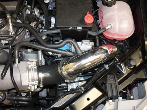 Cobalt SS Supercharged 2.0L 05-07 Polerat CAI Kalluftsintag Luftfilterkit Injen