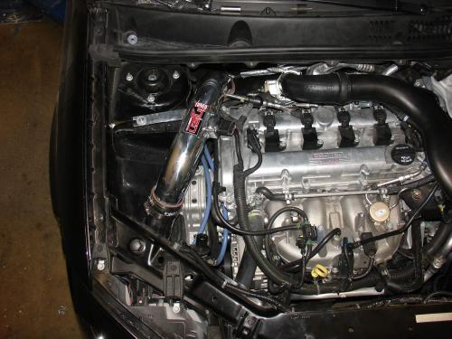 08-10 Cobalt SS Turbocharged 2.0L Cold Air Intake System Injen
