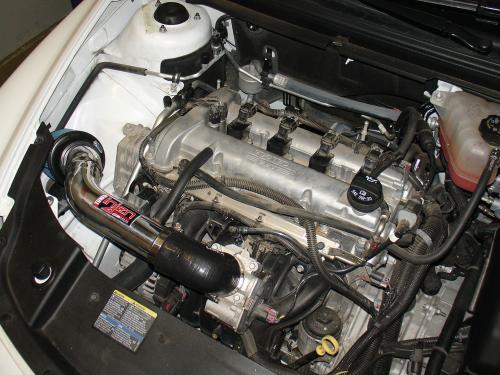 2009-12 Malibu L4 2.4L Short Ram Intake System         Injen