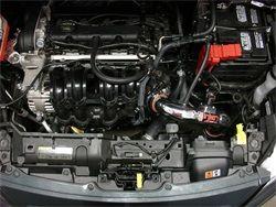 Fiesta 1.6L 4 Cyl. 11-13 Polerat CAI Kalluftsintag Luftfilterkit Injen