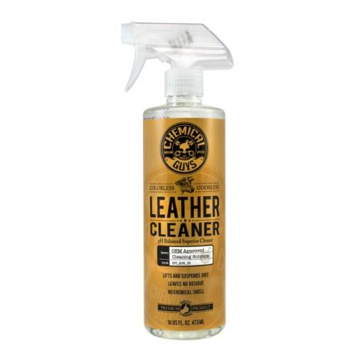 "Chemical Guys Läderrengöring ""Leather Cleaner"" 473ml"