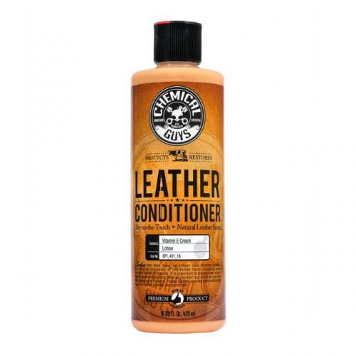 "Chemical Guys Läderbalsam ""Leather Conditioner"" 473ml"