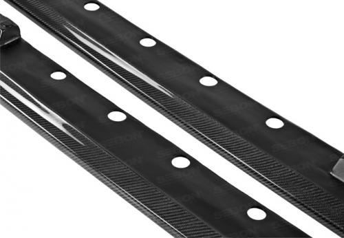 PRIUS 2010 - 2011 MB-style SIDE SKIRTS (pair) SEIBON