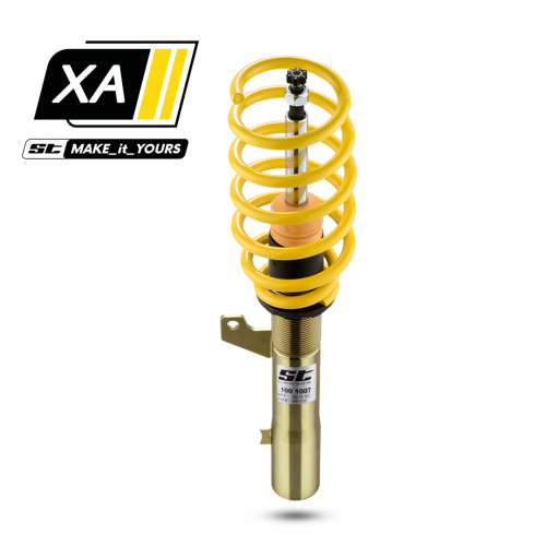 Scirocco I II (5353B)  02/74-07/92 Coilovers XA ST Suspensions