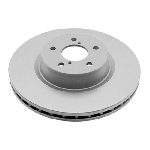 CADILLAC Rear Street Series - Plain Brake Disc (Single) DBA