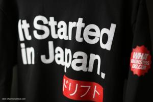"WMD ""Started Japan""-Sweatshirt"