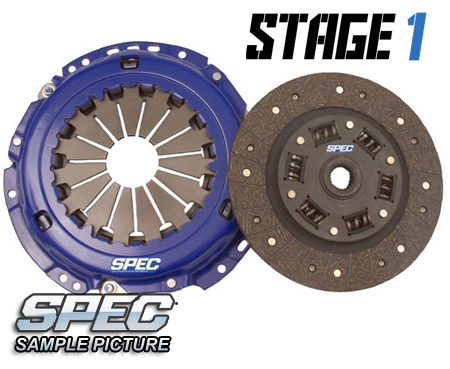 Audi S2 (early 3B) 2.3L 5sp 91-93 Steg 1 Kopplingskit SPEC Clutch