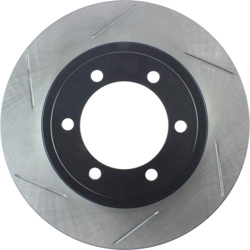 Cadillac Slotted Disc Left Rear Stoptech
