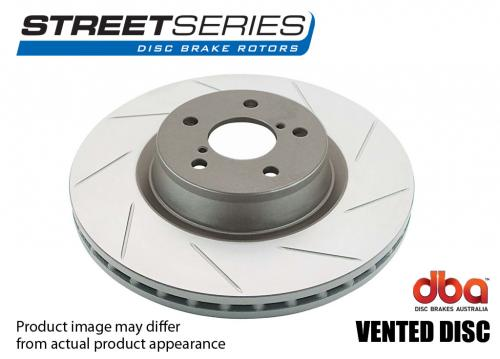 CADILLAC Rear Street Series - T2 Brake Disc (Single) DBA
