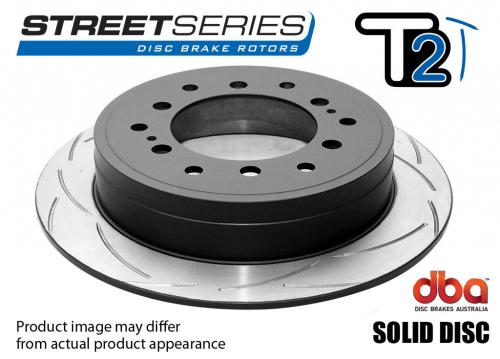 AUDI Rear Street Series - T2 Brake Disc (Single) DBA