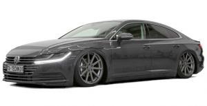 A3 / TT / Leon / Octavia / Superb / Arteon / Golf MK7 / Passat (Inkl. 4WD-modeller) 2012+ Luftfjädring Fjäderbenskit TA Technix